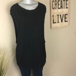 """Free People """"we the free"""" muscle tank"""